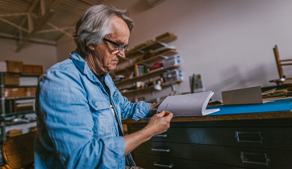 Don Taylor - Professional Bookbinder from Toronto, Ontario