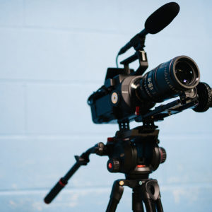 Sony FS700 and Sigma 50-100mm T2 CINE on the Manfrotto 504HD.