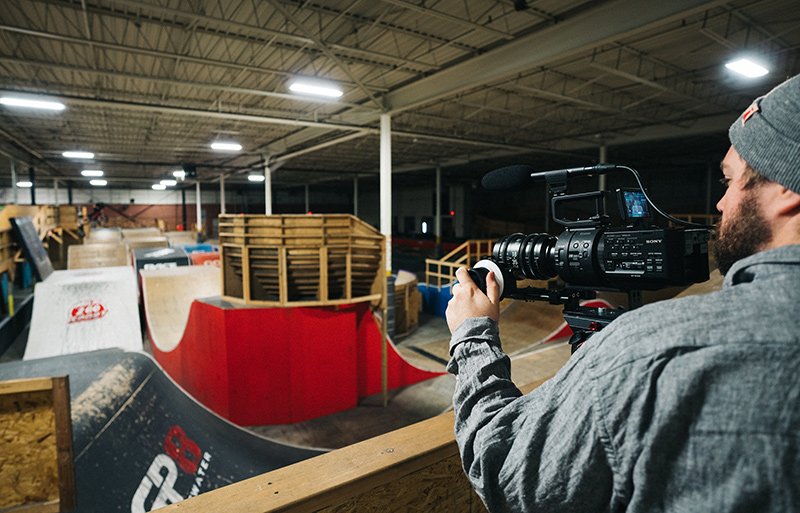 Sigma 18-35mm T2 CINE with Brad Scholl at Joyride150