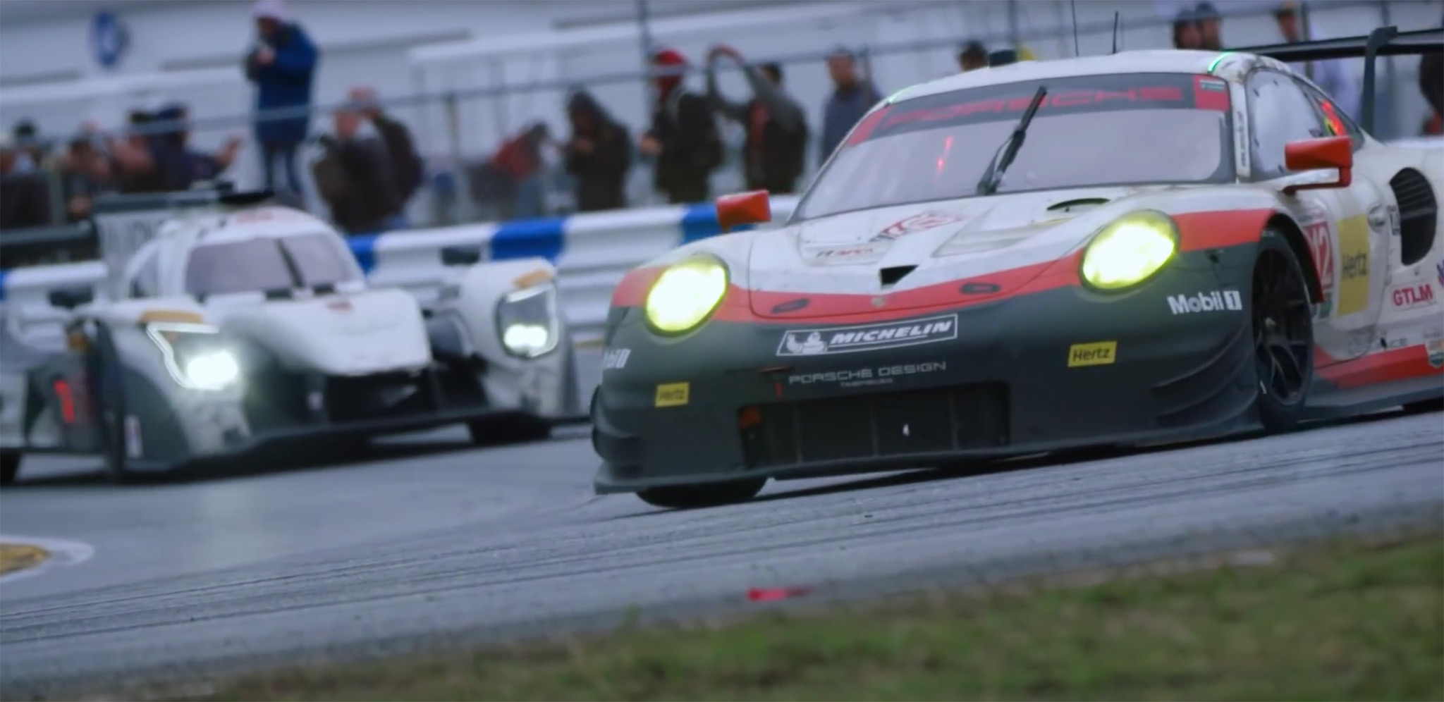 Porsche Cars at 24 Hours of Daytona - Shot on Sigma CINE