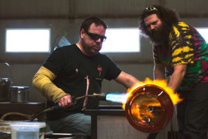 Heating Glass with Paull Rodrigue