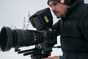 Brandon Kelly with a Sigma 50-100mm T2 CINE on a RED Scarlet-W