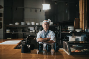 SIGMA Artisans - Hidekazu Tojo and SIGMA Cine Primes